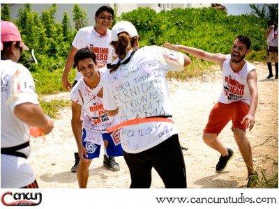 Zombie Marathon in Cancun
