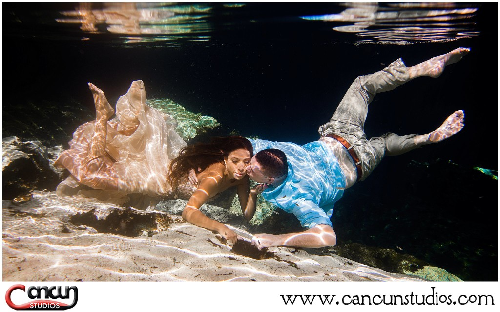 Underwater Photography by Cancun Studios