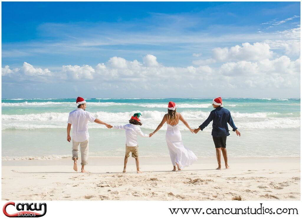 Holiday Beach Photos in Tulum